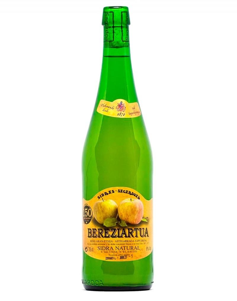 Acheter Cidre Naturel Bereziartua