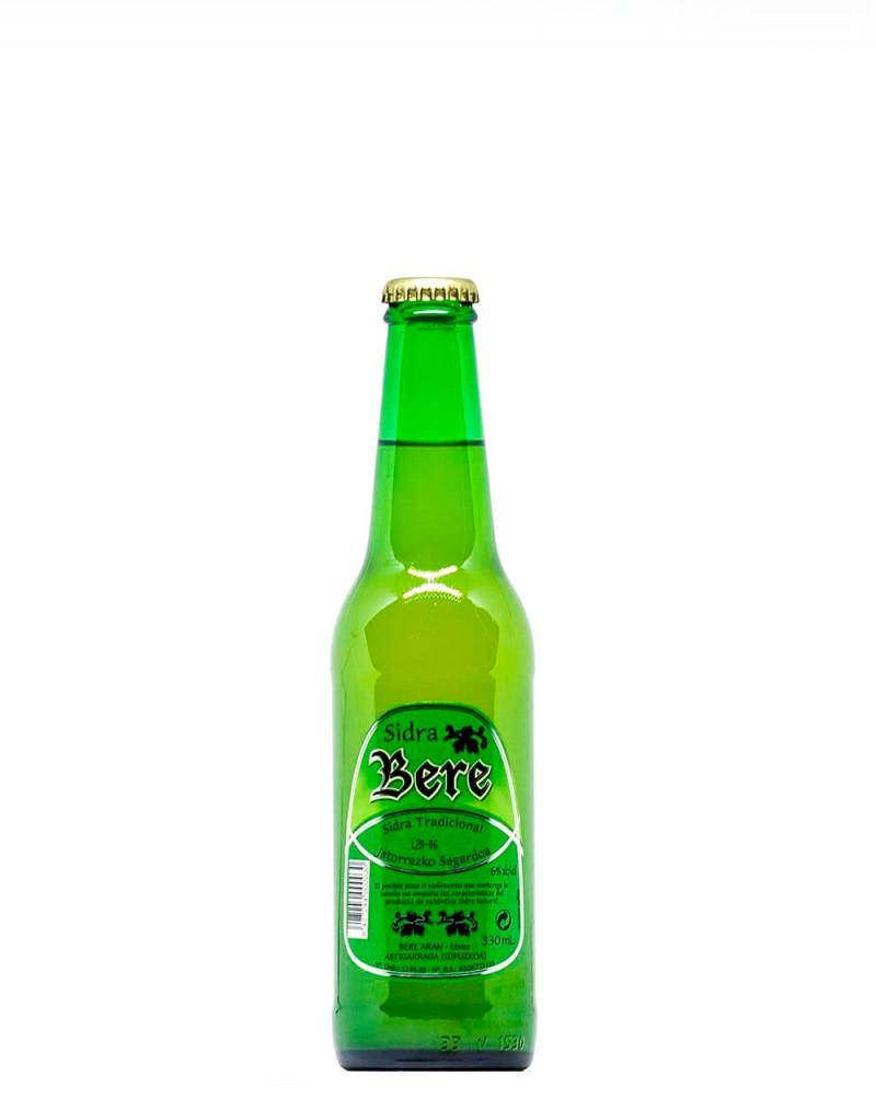 Acheter Cidre Naturel 33cl Bereziartua