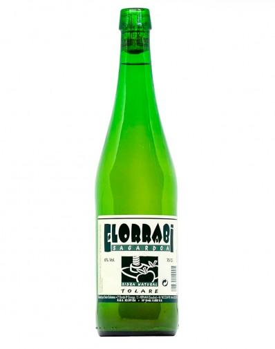 Natural Cider Elorrabi