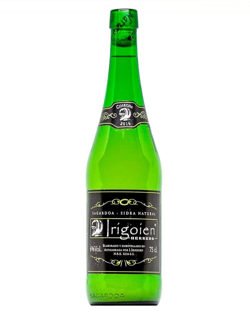 Acheter Cidre Naturel Irigoien
