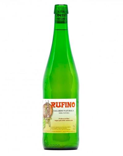 Natural Cider Rufino