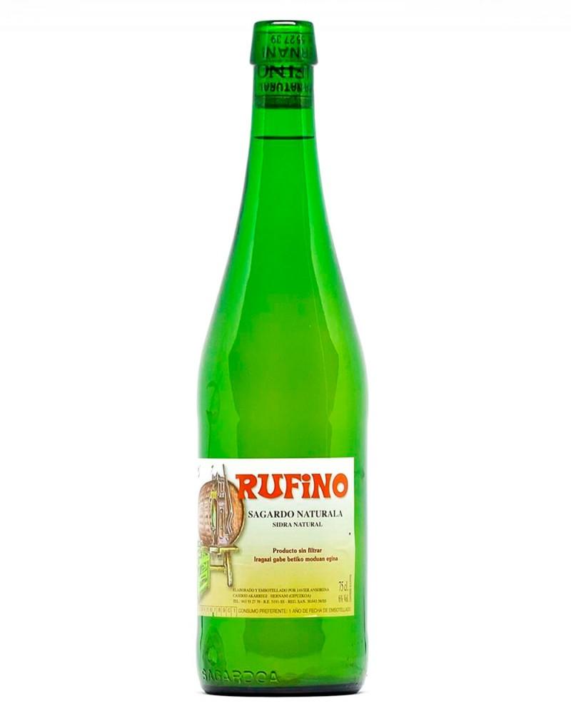 Acheter Cidre Naturel Rufino