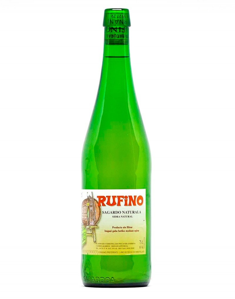 Buy Natural Cider Rufino