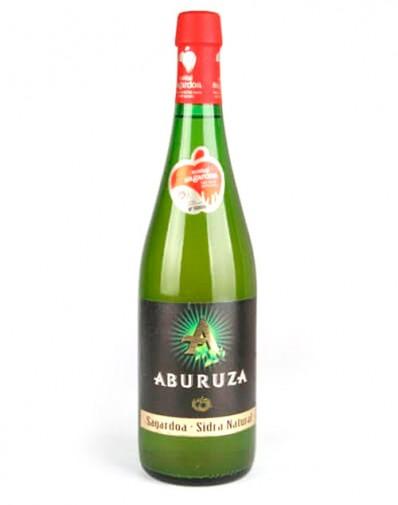 Sidra D.O. Natural Aburuza