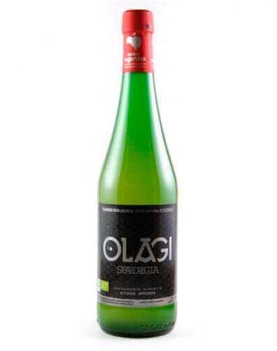 Olagi Organic Cider D.O.