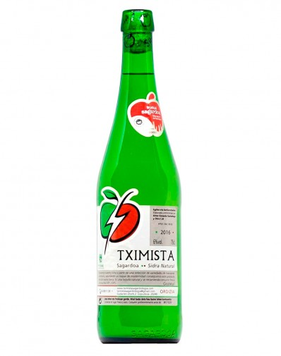 Cidre A.O.P. Tximista