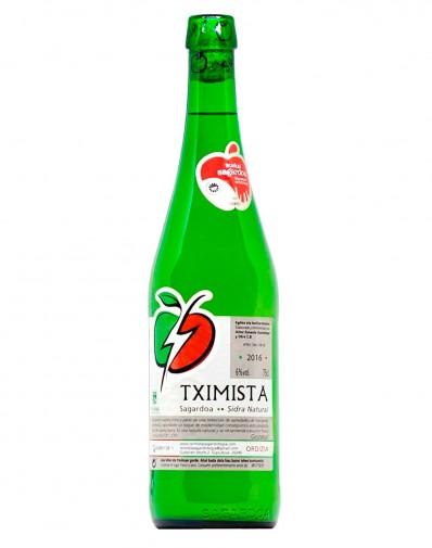 Cidre D.O.P Tximista