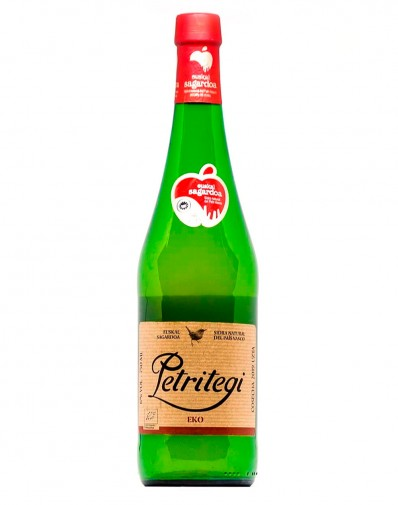 Organic Cider Petritegi