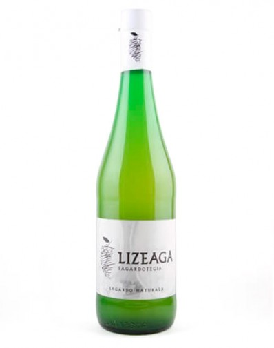 Lizeaga Natural Cider