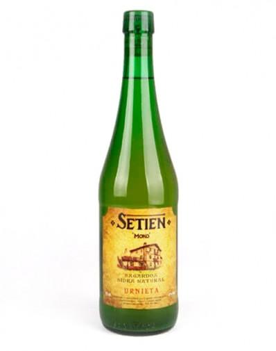 Setien Natural Cider