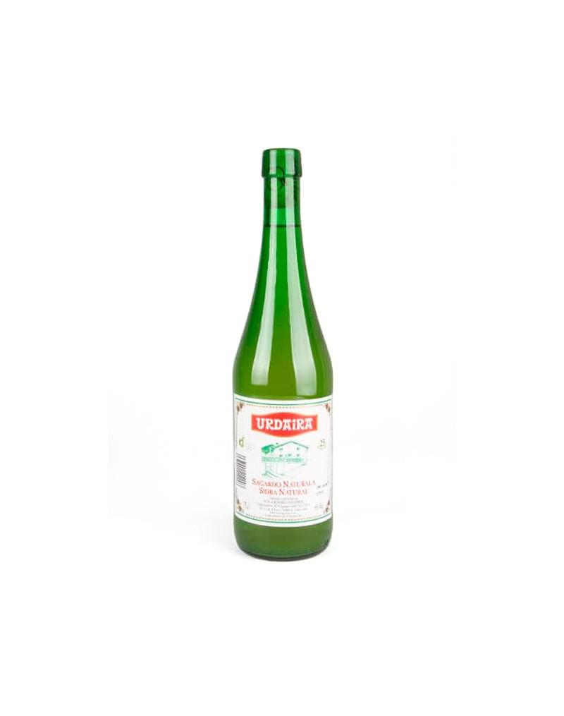 Acheter Cidre Naturel Urdaira