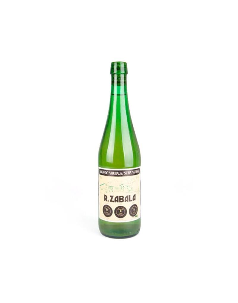 Acheter Cidre Naturel R. Zabala