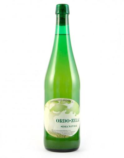 Ordo-Zelai Natural Cider
