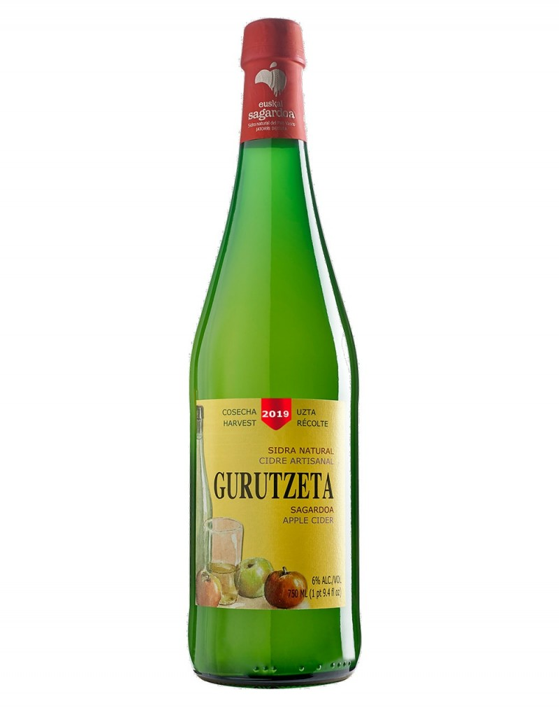Acheter Cidre A.O.P. Gurutzeta
