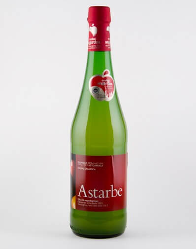 Astarbe Euskal Sagardoa - Ciders with a Designation of Origin