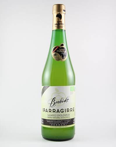 Behobide Euskal Sagardoa - Premium Organic Ciders with a Designation of Origin