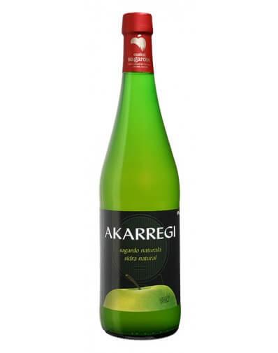 Cidre A.O.P. Akarregi