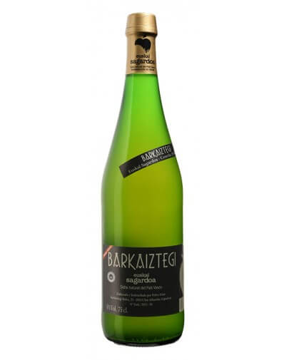 Cider D.O. Premium Barkaiztegi