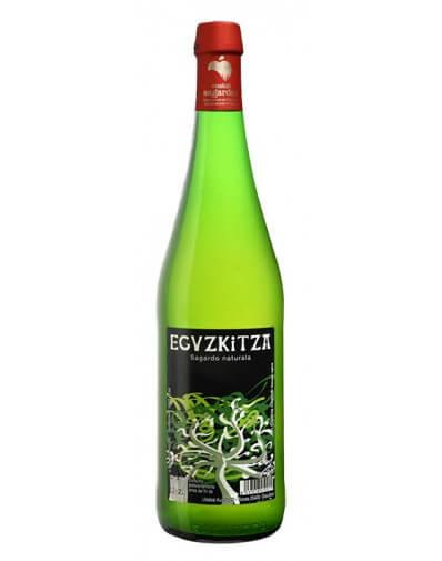 Cidre D.O.P Eguzkitza