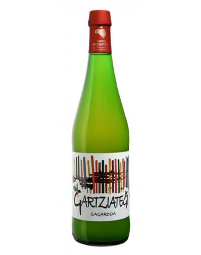 Cider D.O. Gartziategi