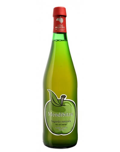 Acheter Cider D.O. Mendibitzu
