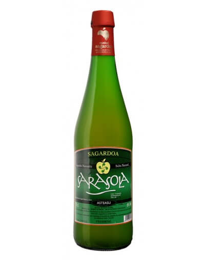 Cidre D.O.P Sarasola
