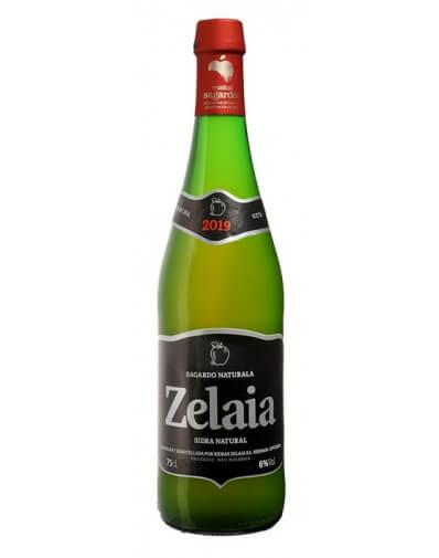 Sidra D.O. Natural Zelaia