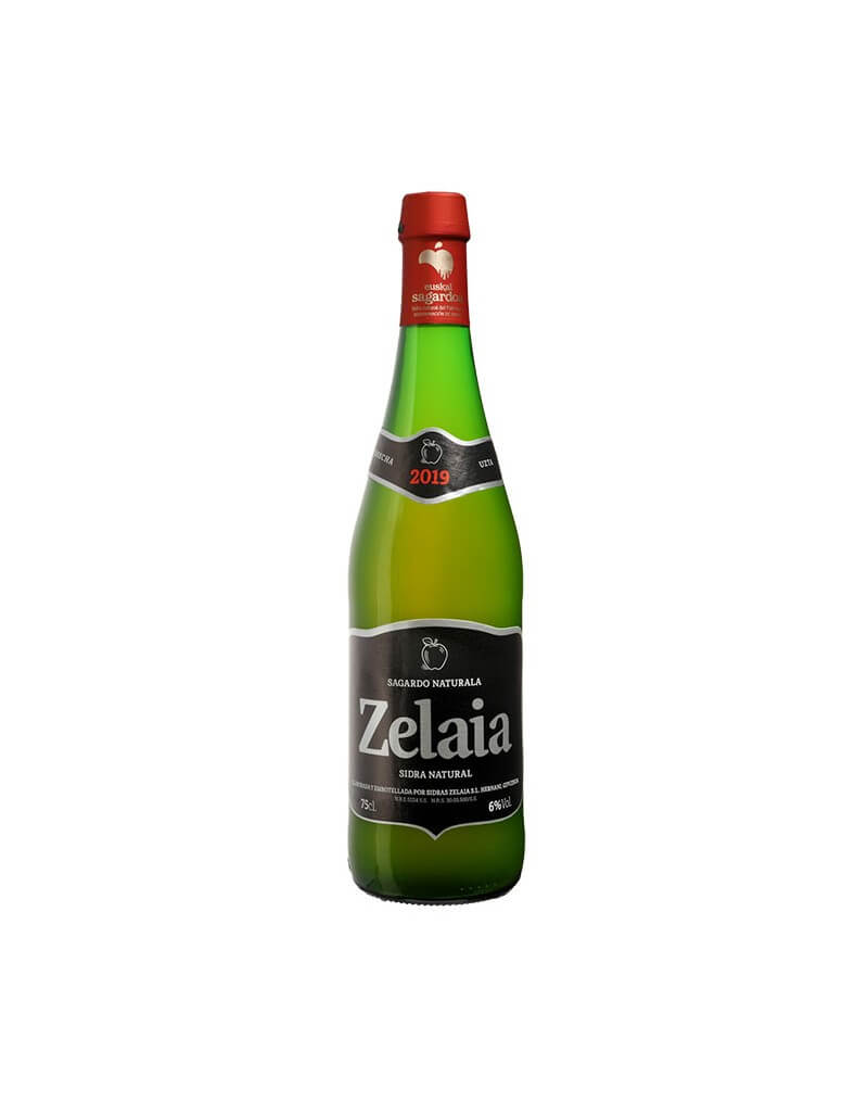 Acheter Cider D.O. Zelaia