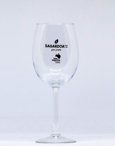 Cider wineglasses (6 units)
