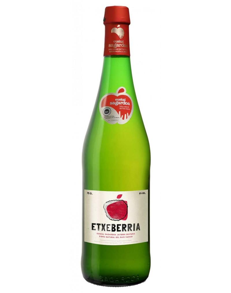 Cidre D.O.P Etxeberria