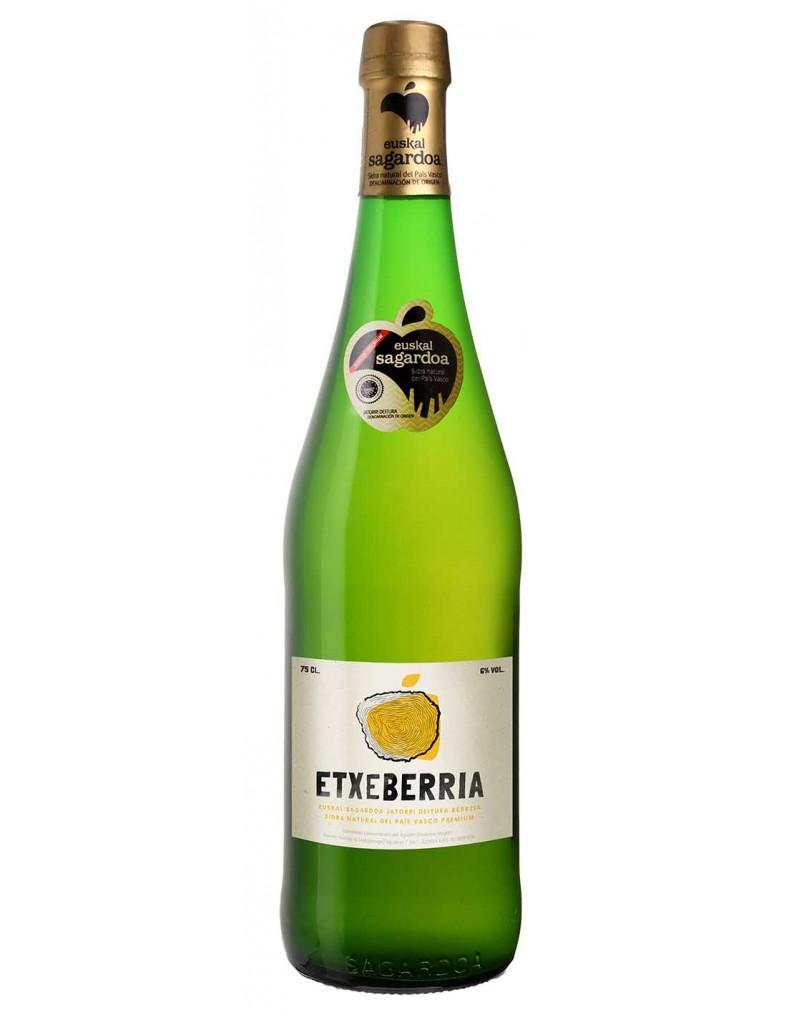 Euskal Sagardoa Premium Etxeberria