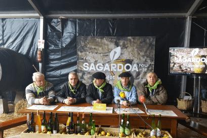 SAGARDOA ROUTE eta 2017 UZTAKO SAGARDOA