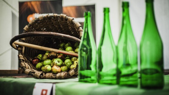 Basque Country Popular Cider Championship - Semifinal in Orio