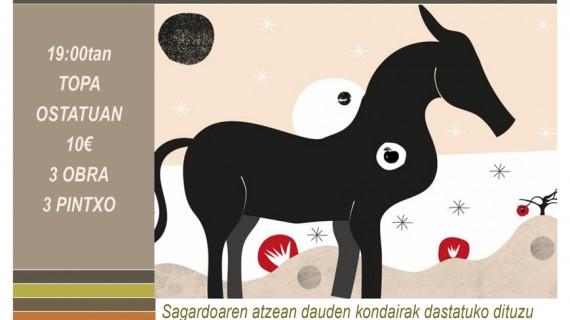 Dastatze Gidatua - SagarArte