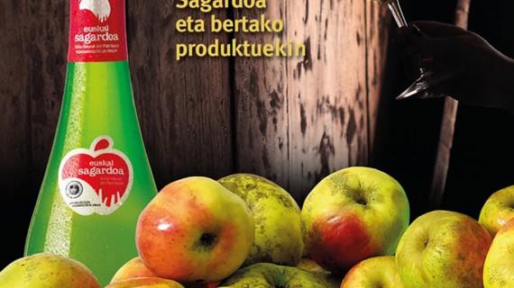 Cena maridaje - Euskal Sagardoa