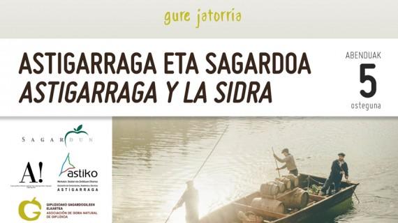 Astigarraga y la Sidra