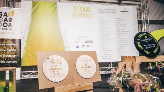 FINAL - Campeonato Popular de Sidras de Euskal Herria