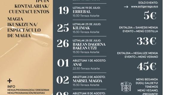 Sagar Kultur 2020 - Astarbe