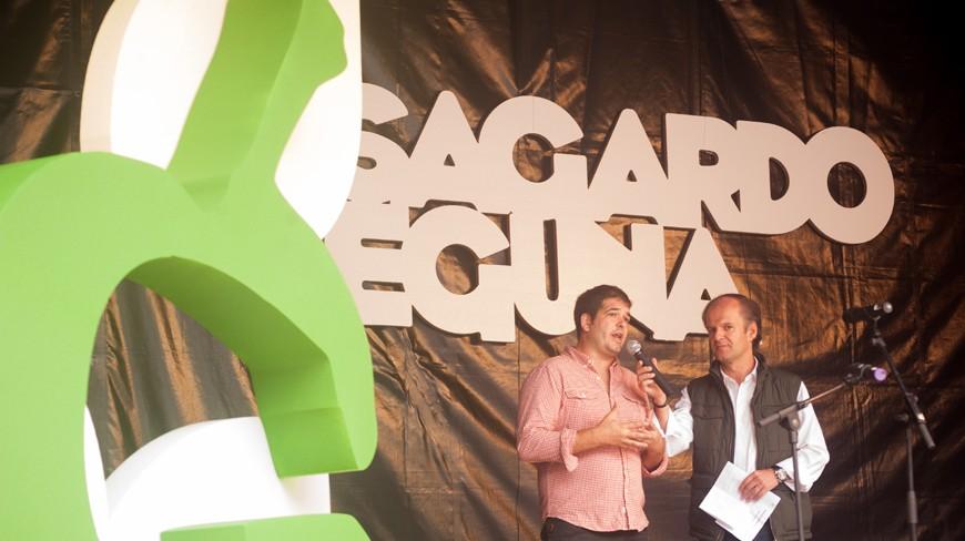 SAGARDO EGUNA-EREÑOTZU