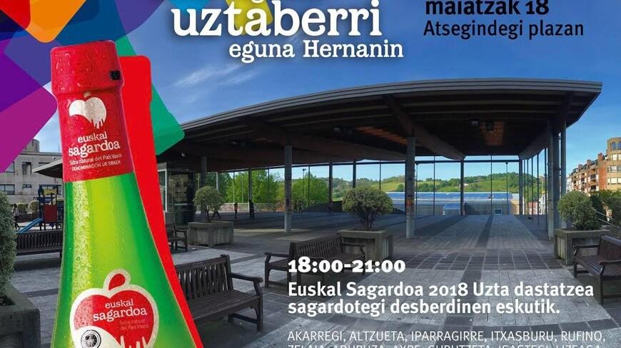 UZTABERRI EGUNA - HERNANI