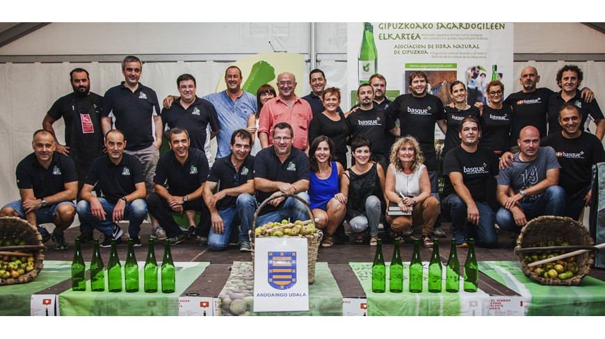 Basque Country Popular Cider Championship - Semifinal in Zornotza