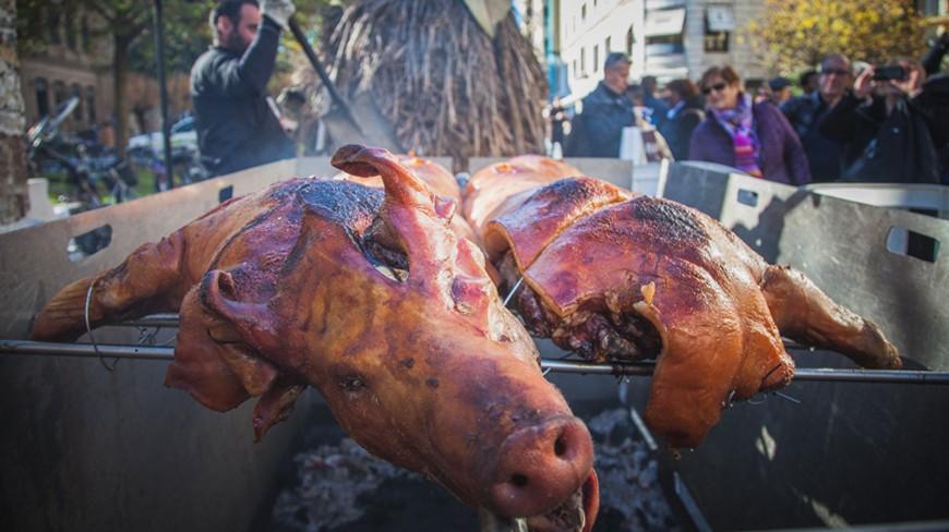 Gustoko fair in Bilbao